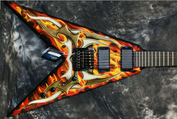 kerry king bc rich. The BC Rich Kerry King