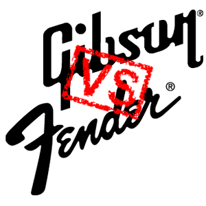 Gibson VS Fender Blues Guitar