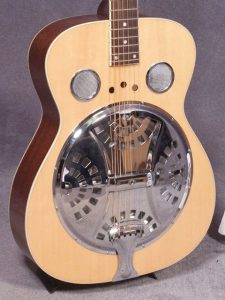 RD-40N Resonator Guitar