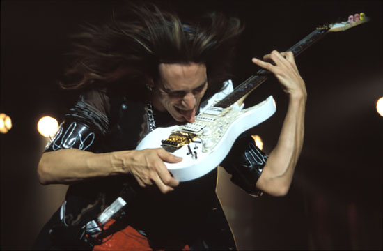 Wallpapers World Rare Steve Vai Wallpaper