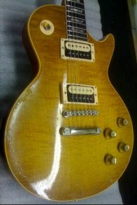 Slash's Appetite Les Paul