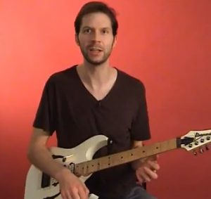 Paul Gilbert Lesson