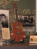 Elvis First Guitar