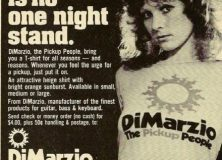 Dimarzio. No One Night Stand