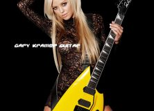 Gary Kramer Guitars Girl