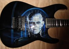 Hellraiser Guitar