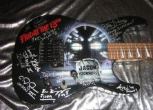 Friday the 13th - Jackson Guitar