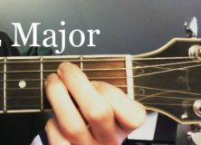 Guitar Chord Diagram E Major