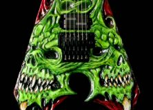 Hembry Green Meanies Guitar