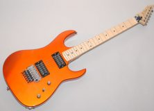 BC Rich Orange Gunslinger
