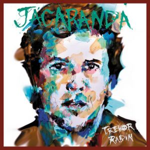 Trevor Rabin - Jacaranda Album Cover Art