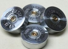 Shotgun Shell Guitar Knobs