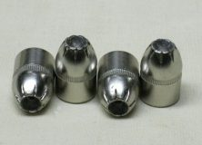 Silver Bullet Guitar Knobs