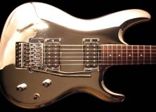 Satriani Chrome Boy Guitar