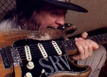 Stevie Ray Vaughan Stratocaster Guitar
