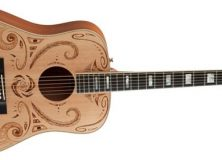 Fender Tribal Moth