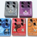 New Buddha guitar pedals