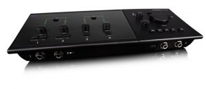 M-Audio / AVID C600 Interface Front View