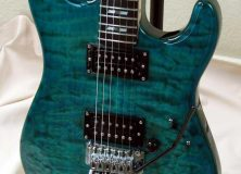 Fender Custom Shop Stratocaster Green