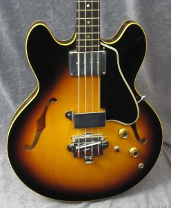 Gibson EB-2 Bass