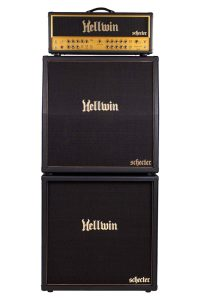 Schecter Hellwin Amp Stack