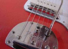 Jazzmaster Floating Trem