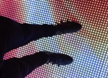 The Light Floor At NAMM 2013