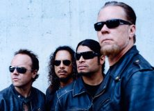 Metallica was there!