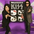 Kiss Hello Kitty Cartoon