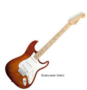 Stratocaster Select