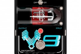 Vox V8 Distortion