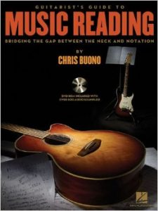 Chris Buono Music Reading