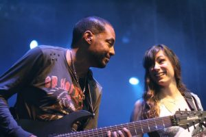 Nili Brosh Tony MacAlpine Live