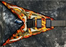 BC Rich Kerry King Guitar