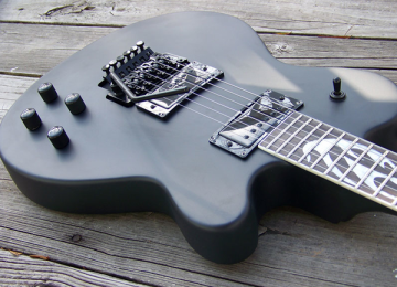Haywire Custom Guitar