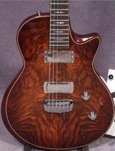Taylor TEG Walnut Custom