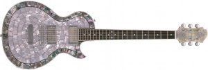 Zemaitis S22ST Ring Guitar