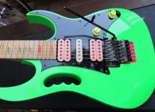 History of the Jem777 And Steve Vai