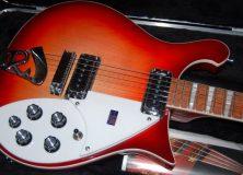 2010 Rickenbacker 620 Guitar - FireGlo