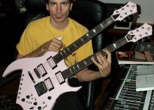 BC Rich Bich Double Neck Guitars