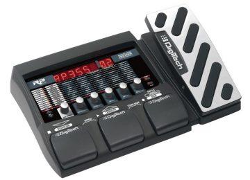Digitech RP355 Guitar Effects Pedal