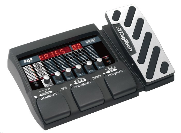 Digitech RP355 Guitar Effects Pedal
