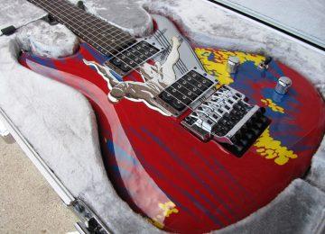 Ibanez Joe Satriani JS20th Guitar