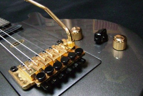 Meg Prototype Guitar