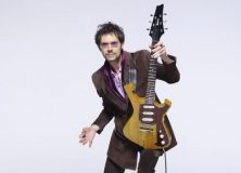 Paul Gilbert talks about the Ibanez Fireman