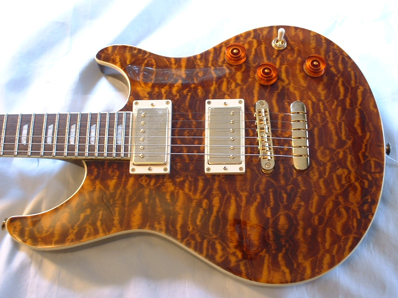Peavy Signature Series Tiger Eye