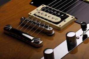 Seymour Duncan 35 Guitar Pickups and Bridge
