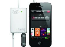 Review of Peavey's Ampkit Link Guitar Interface for the iPhone / iPad
