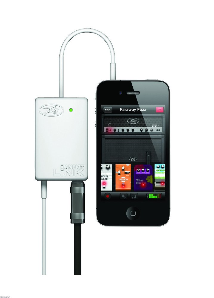 Peavey Ampkit for the iPhone