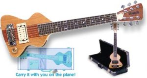 Chiquita Travel Guitar